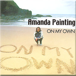 On My Own - Music CD by Amanda Painting