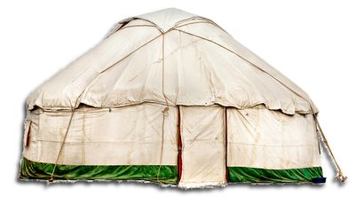 Typical Yurt